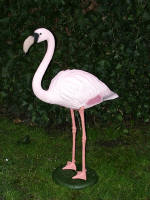 Flamingo on Base - DEC-FLAMI-01