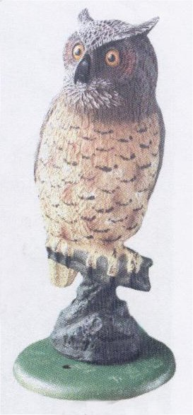 Eagle Owl on Base - DEC-EAGOW-02